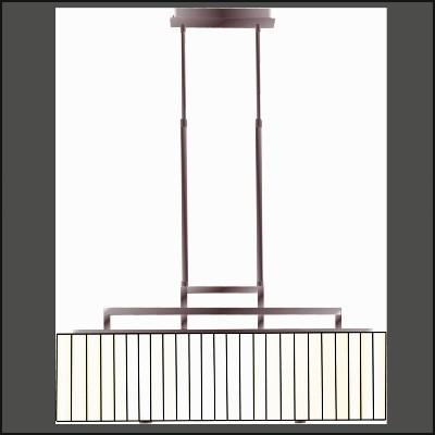 Lámpara Tiffany moderna