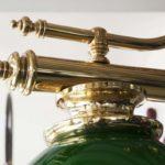 Lámpara de billar clásica