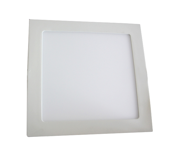 Panel LED 12W Empotrable