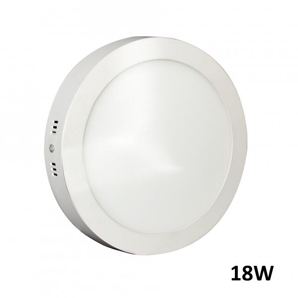 Downlight LED 18W Superficie 2700k
