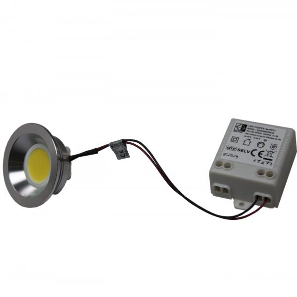 Bombilla LED de 5W con Driver