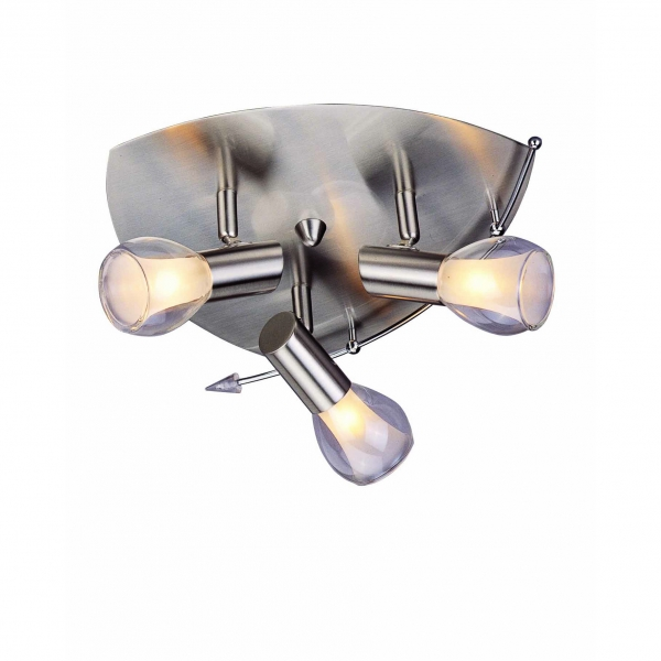 Plafón focos LED moderno