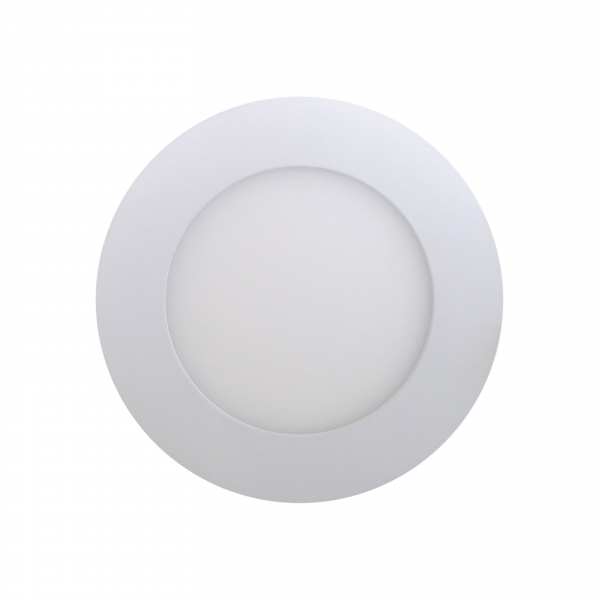 Panel LED 6W Empotrable