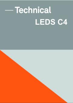 imagen catálogo technical Leds C4