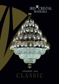imagen catálogo General classic 2018 Iris Cristal