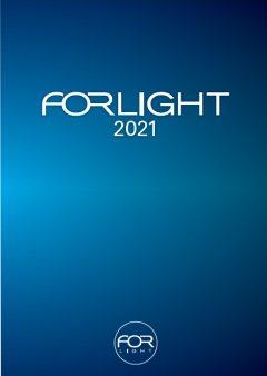 portada catalogo Forlight 2021