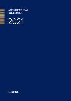 portada catalogo Leds C4 architectural 2021