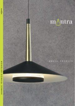 portada catalogo anexo tecnico 2021 Mantra
